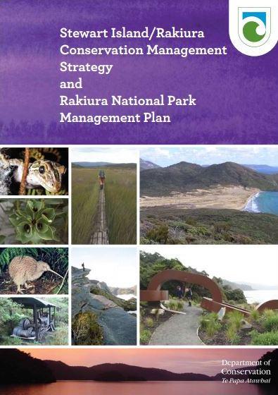 National biodiversity strategy nz